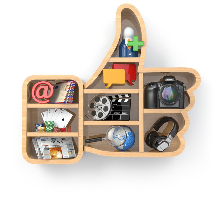 Social media op maat